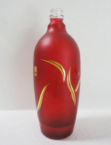 四川蒙砂酒瓶