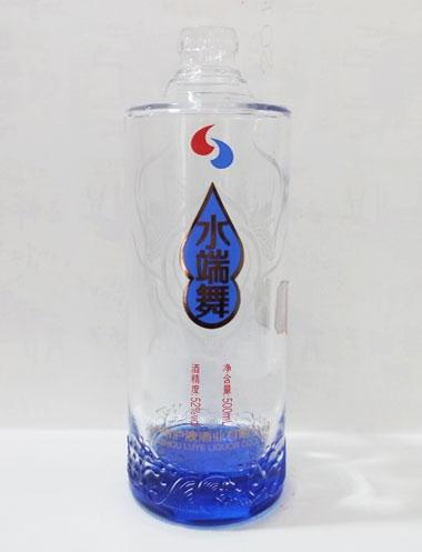 订制晶白料玻璃瓶