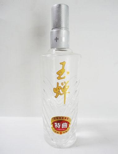 安徽玉蝉玻璃酒瓶
