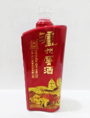 泸州窖酒瓶
