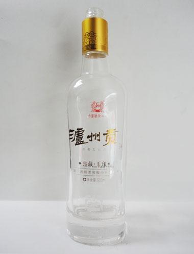泸州老窖订制玻璃酒瓶