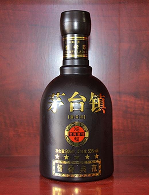 茅台镇酒瓶